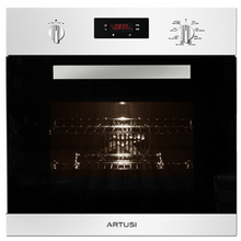 Load image into Gallery viewer, 60cm BUILT-IN PYROLYTIC ELECTRIC OVEN AO654XP