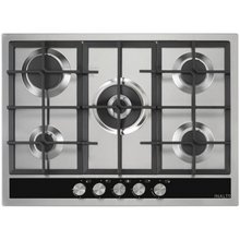 Load image into Gallery viewer, 70cm Gas Cooktop with Wok Burner ICGW70S