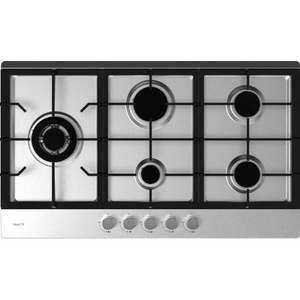 90cm Gas Cooktop with Wok ICG905WS