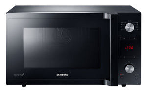 SAMSUNG FAMILY SIZE 45L CONVECTION MICROWAVE OVEN - MC455THRCBB
