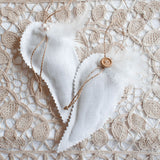 Angel Wings Lavander Hanging  Sachet