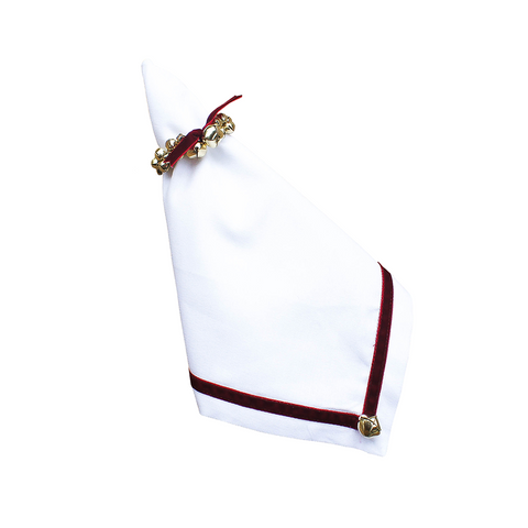 Christmas Bells Napkin