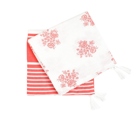 French Country Flour Sack Towel Set