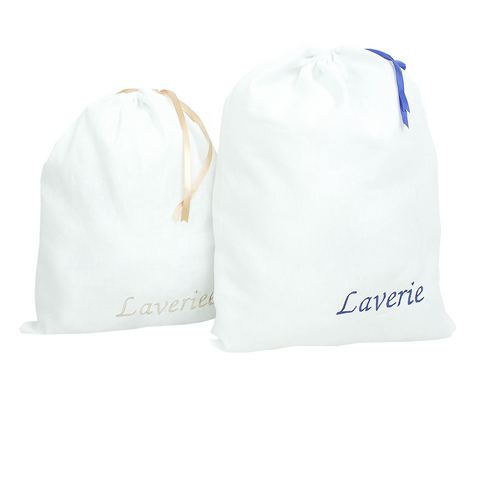 French Laundry Bags