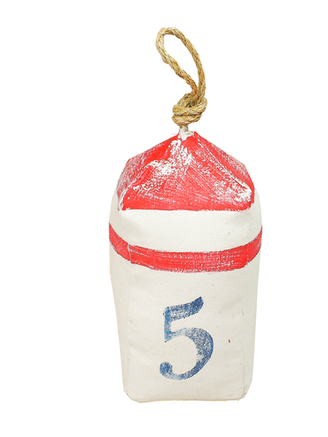 No 5 Fabric Buoy Door Stopper