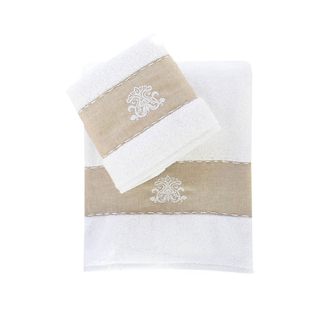 French Script Lavander  Closet Sachets (Set of 2)