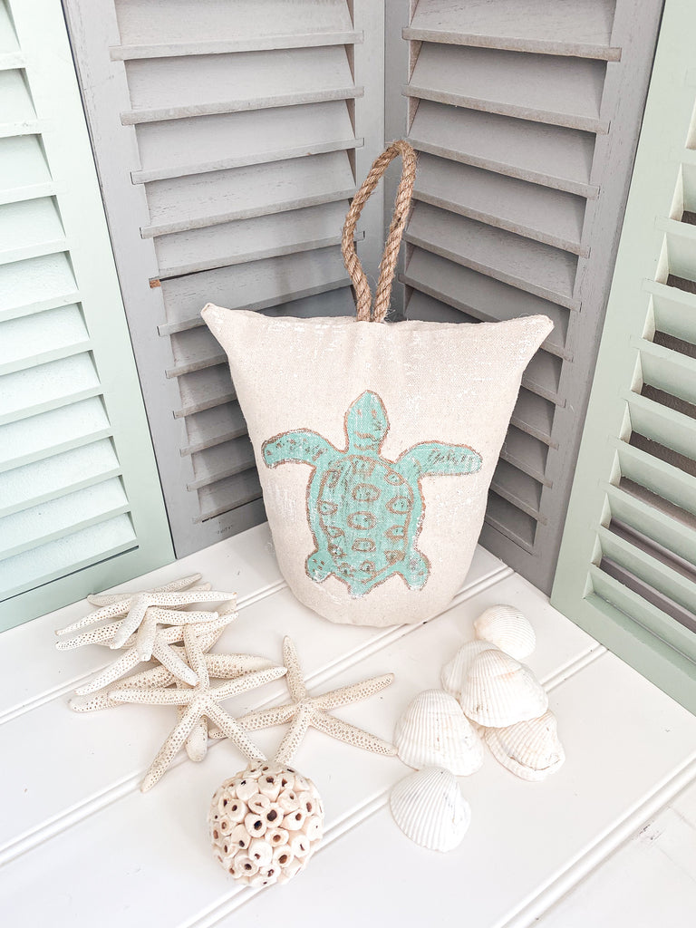 Sea Turtle Door Stopper