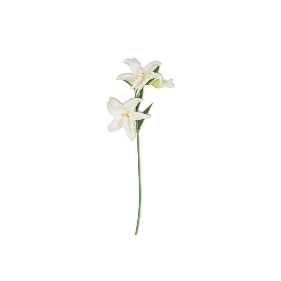 White Lily Stems - One Touch 32