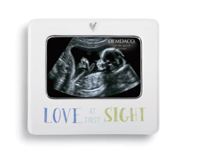 Sonogram Frame - Love At First Sight -3 x 4