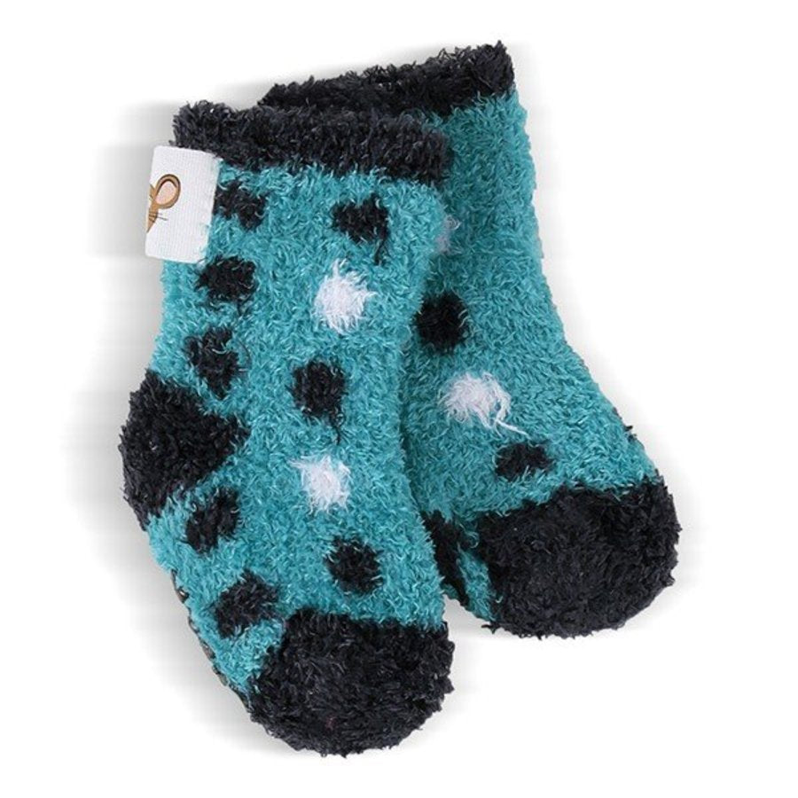 World's Softest Socks Infants Cozy Crew - Dark Navy sz 0-12m