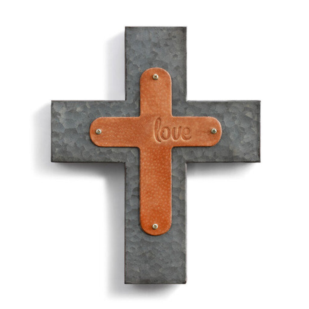 Love Wall Cross