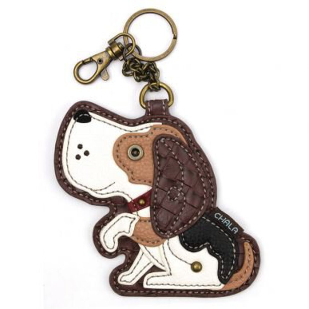 CHALA Coin Purse/KeyFob - Dog Gen II