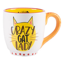 Load image into Gallery viewer, Crazy Cat Lady Mug