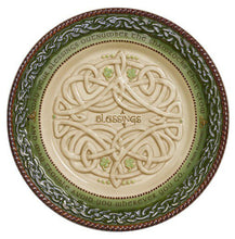 Load image into Gallery viewer, Celtic Dessert Plate w/Stand