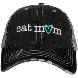 Trucker Hat - Cat Mom