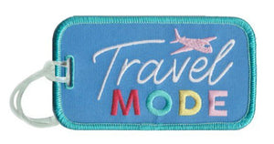 Luggage Tag - Travel Mode