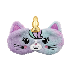 Eye Mask - Caticorn Furry Holographic