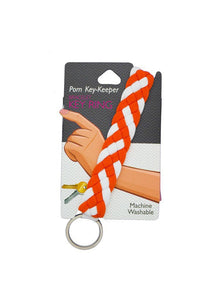 Pom Key Keeper - Holland Orange/White