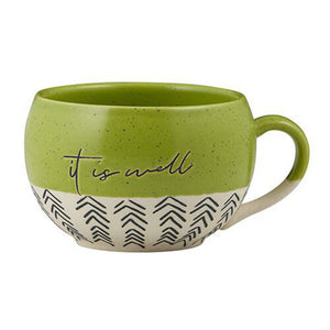 Mug - It Is Well