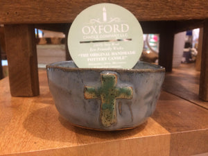 Oxford Candle - Cross - 7 oz - Mystic Love