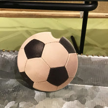 Load image into Gallery viewer, Car Coaster Soccer Ball
