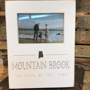 "Mountain Brook - Lily Frame - 3""x5"""