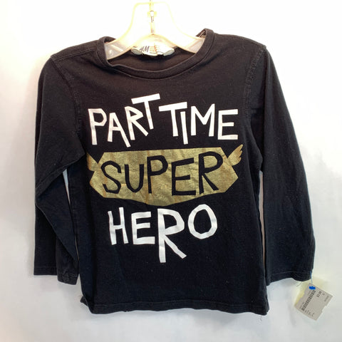 H&M Black Long Sleeve Size 2-4