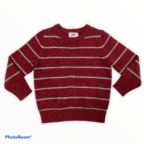Old Navy Red Sweater Size 4