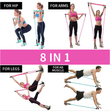 Load image into Gallery viewer, VAMOS GETFIT - Pilates and Yoga Resistance Bar