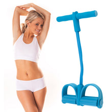 Load image into Gallery viewer, VAMOS - Fitness Gum 4 Tube Resistance Bands for Pilates Workout