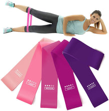 Load image into Gallery viewer, VAMOS GETFIT - Yoga Crossfit Resistance Bands 5