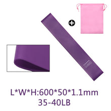 Load image into Gallery viewer, VAMOS - Yoga Crossfit Resistance Bands 5