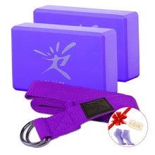 Load image into Gallery viewer, VAMOS GETFIT - Yoga Block Set Pilates