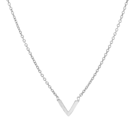 Ketting Karma Zilver T185