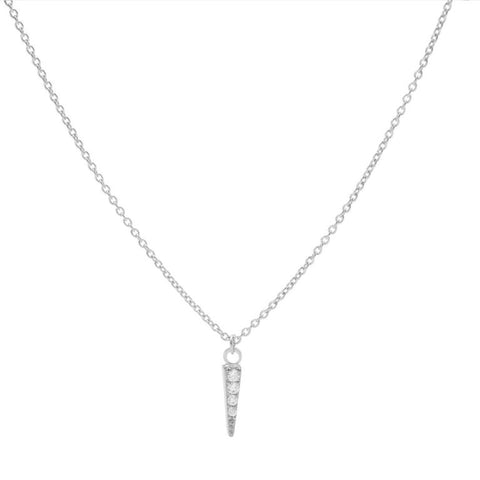 Ketting Karma Zilver T218