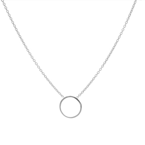 Ketting Karma Zilver T26