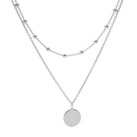 Ketting Karma Zilver T80
