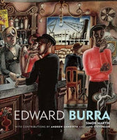 Edward Burra by Simon Martin