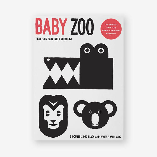 Baby Zoo Flash Cards
