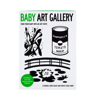 Baby Art Gallery Flash Cards