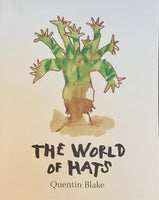 Quentin Blake: World of Hats Catalogue