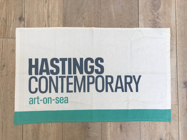 Hastings Contemporary Tea Towel