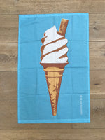 Ice Cream Tea Towel