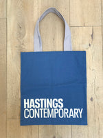 Hastings Contemporary Tote Bag - Blue