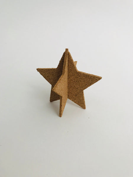 Pop-A-Cork Decoration: Star