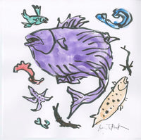 Original Quentin Blake artwork: LP215/076
