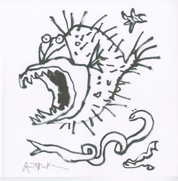 Original Quentin Blake artwork: LP215/081