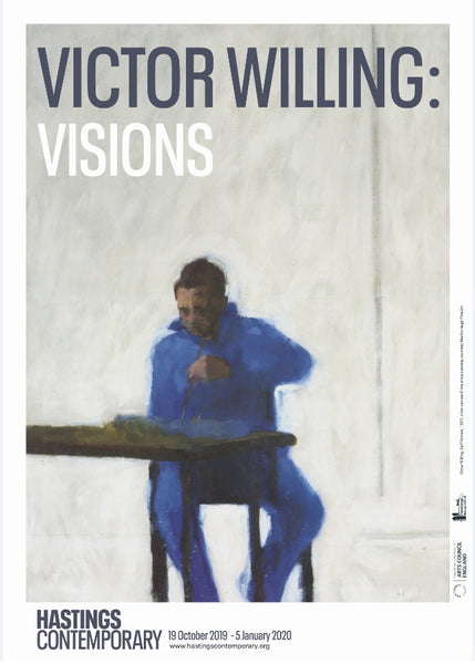 Victor Willing Poster