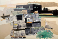 Hastings Contemporary Limited Edition Print by Stewart Walton
