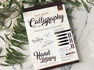 Mont Marte Calligraphy Gift Set